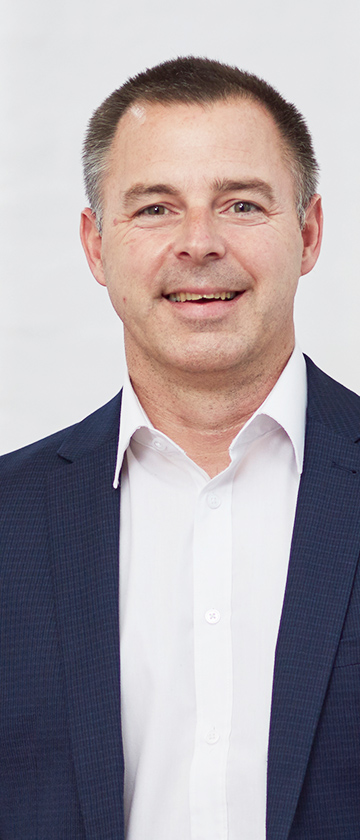 Jason Malloy, profile picture of PPT Group finance director